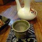 菜菜かまど - 料理写真:焼酎お湯割り