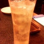 北の味紀行と地酒 北海道 - 竹鶴ハイボール(2015.6)