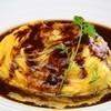 アンディカフェ - 料理写真:ふわとろオムライス
