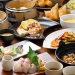 中華菜館 水晶 - コース料理は・・・赤字覚悟のボリュームです!
