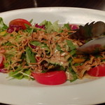 びすとろ家 - 彩り野菜のサラダ