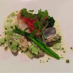 ビストロ ピンキオ - 今日の魚はメバル