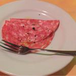 ビストロ ピンキオ - 前菜 ハム
