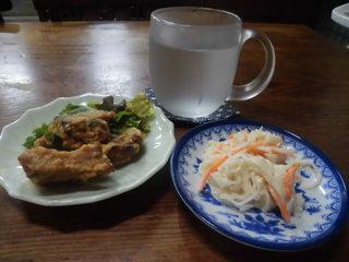赤井食堂 - 450円也