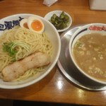 風雲丸 - 濃厚つけ麺(H26.12)