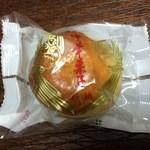 39853775 - 奶油栗子(栗入栗餡)260円