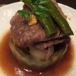 海のしょうげつ - お肉料理