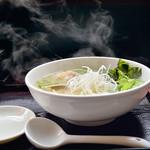 麺屋海神 - あら炊き はまぐりらぁめん 1030円