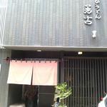 勇吉 - 2015/6 ユニクロ伊東店の隣のお店。この店舗前が駐車場です