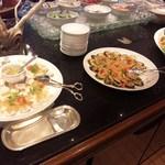 ハイアット リージェンシー 福岡 レストラン ル・カフェ - 冷製料理コーナー