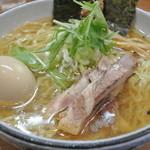麺や いつき - 冷たいラーメン 800円 2015.7