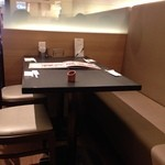 青葉苑 - (内観)テーブル席
