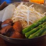 夜空のジンギスカン - 野菜セット