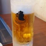 夜空のジンギスカン - 生ビール