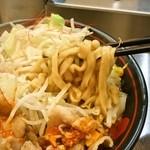 麺創研 紅 - 【2015/7】麺UP
