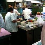 チャオバンブー - キッチンの様子