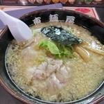 東麺房 - 超やみつき醤油ラーメン