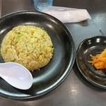 東麺房 - チャーハンセットはオススメできます