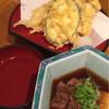 麺居酒屋 あしかり - 料理写真:天ぷら&牛スジ煮込み