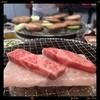 肉まる本店 - 料理写真:飛騨牛A5 ヒマラヤ岩塩焼