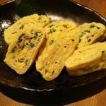 ふく鶴 - 玉子焼き(野菜入)