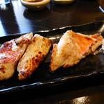 楽や - 金目鯛焼き(焼き魚はやっぱエエわ!)