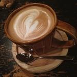 CAFE LABORATORY - LABO チョコラテ ¥550