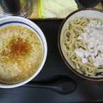 39863864 - 519 背脂つけ麺アブラ多め