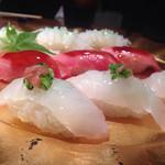 やまちょう - トロけたお寿司。