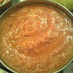 Indian Restaurant Shri Aruna - キーカレー.JPG