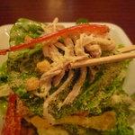 一鶴 - ☆シーザーサラダも食べ応えがあります☆