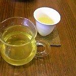 茶茶の間 - 本日のお茶(2杯目)