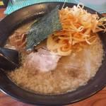 川出拉麺店 - ネギらーめん 800円