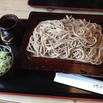 蕎麦処 道香庵 - もり並