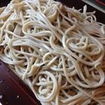 蕎麦処 道香庵 - 蕎麦全体
