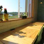 Kafekamara - 窓辺のカウンター席