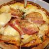 タイム - 料理写真:ピザ