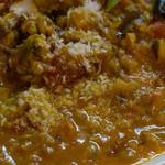 マタタビ - 鯖とレンズ豆のココナッツミルク部