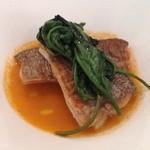 魚(A) 太刀魚のムニエル