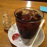 ミール珈屋凪 - アイスコーヒー