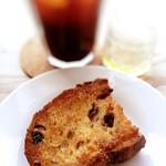 バグダッド・カフェ - ラスクパン、甘いけど美味しいです。