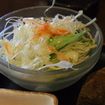 ぐるめ亭 - サラダ