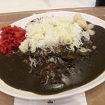 船場カリー - 牛すじネギカリー  980円