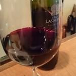 ル・トランブルー - グラスワイン