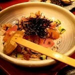 土風炉 - 海鮮五目ご飯
