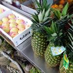 おまち堂 - パイナップルと桃