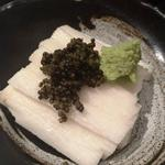 肴や 呉平 - 山芋短冊