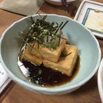 39879045 - 揚げ出し豆腐