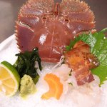 酒菜和の香 - 当店はイケスもありますので、プリップリの魚介をお楽しみ頂けます。