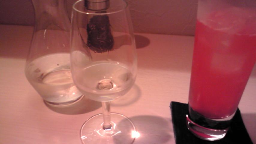 ワインと日本酒・居酒場アップ&ダウン